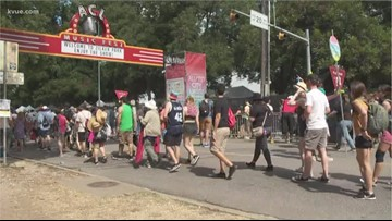 ACL 2019: Why does the Star Wars theme song play when the gates open? There's a simple answer