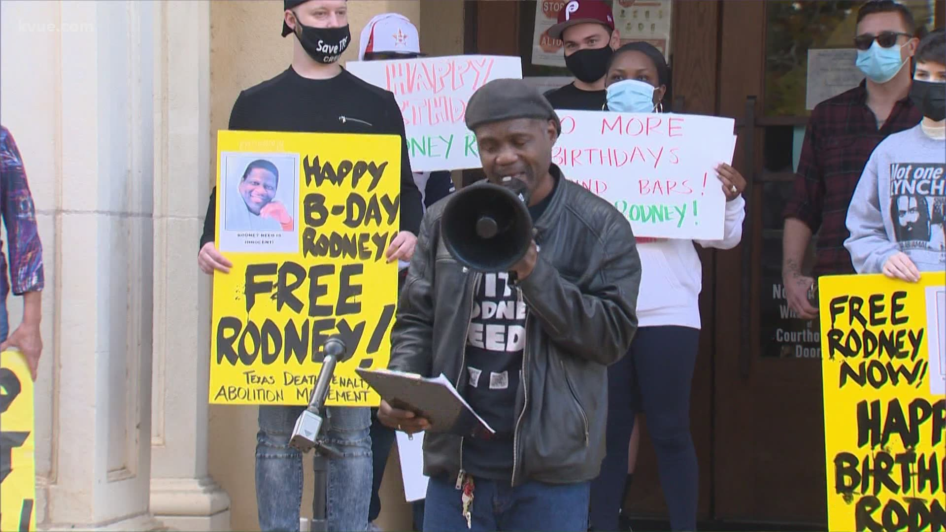 Rodney Reed Family Supporters To Hold Protest In Bastrop County Kvue Com