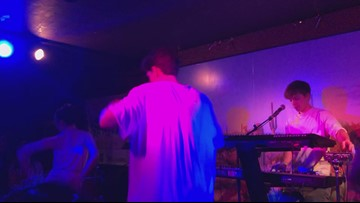 TC Superstar perform 'Toyota Corolla' at first SXSW showcase
