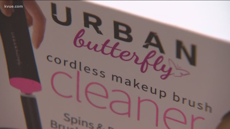Does It Work: Urban Butterfly Cordless Makeup Brush Cleaner