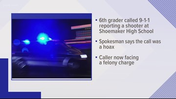 Fake 911 call forces school evacuations in Killeen