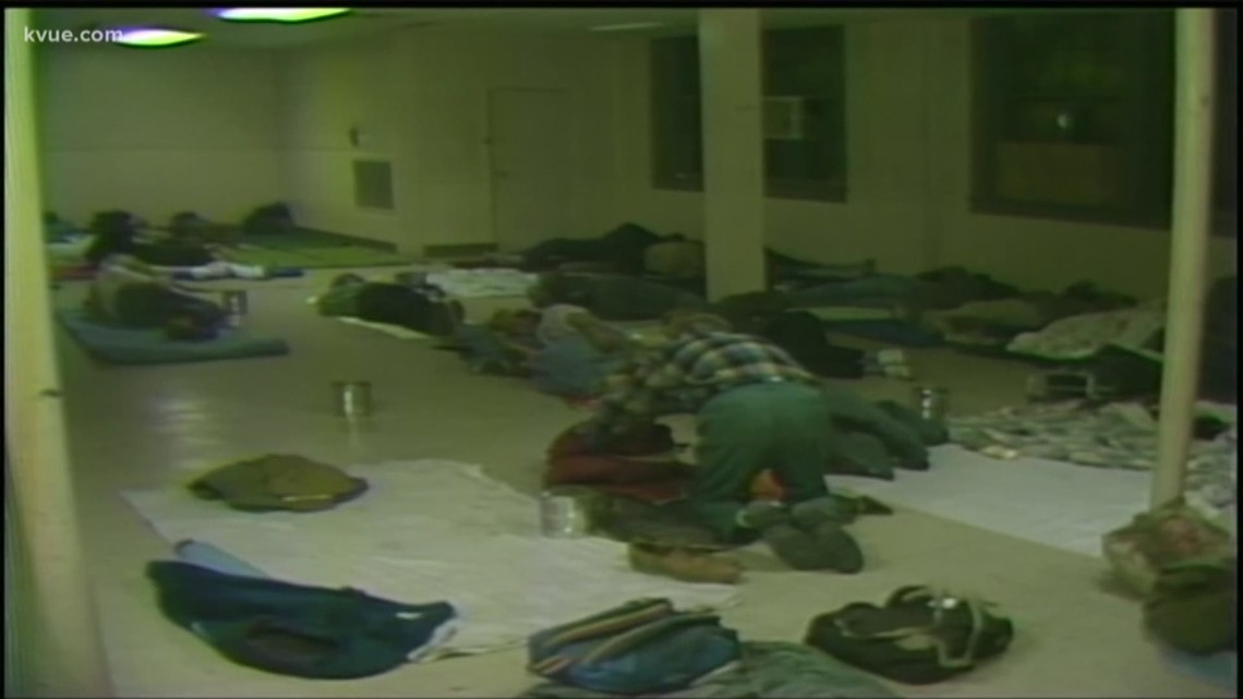 A look at the history of homelessness in Austin