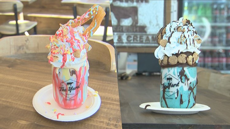 Milkshakes bring everyone to 'The Yard' at first Texas location in Austin