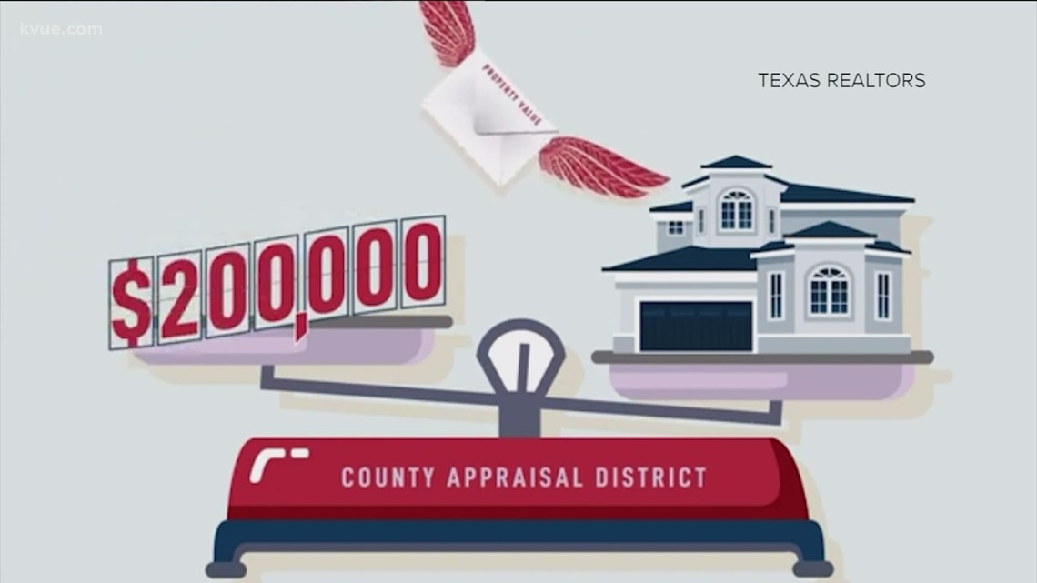 Central Texas appraisal districts record fewer home appraisal protests in 2021
