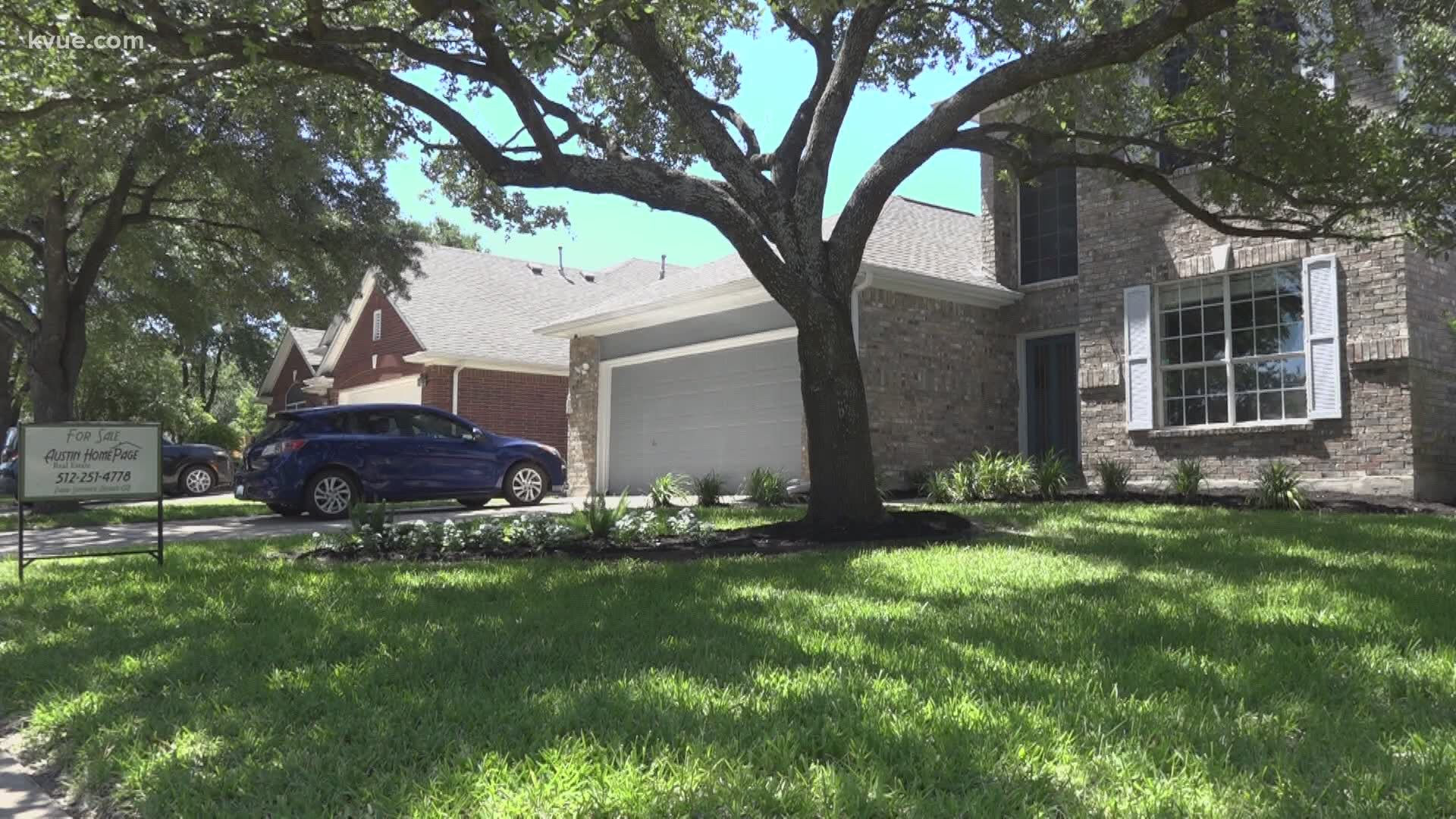 Austin S Red Hot Real Estate Market Steams Into Surrounding Suburbs Kvue Com