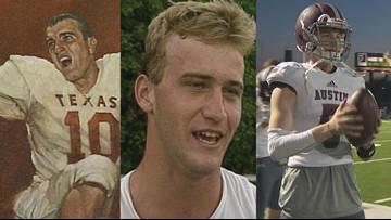 The Saxton legacy continues at Texas