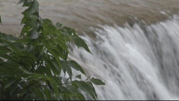 Austin Water: 25K gallons of sewage overflows into Bull Creek