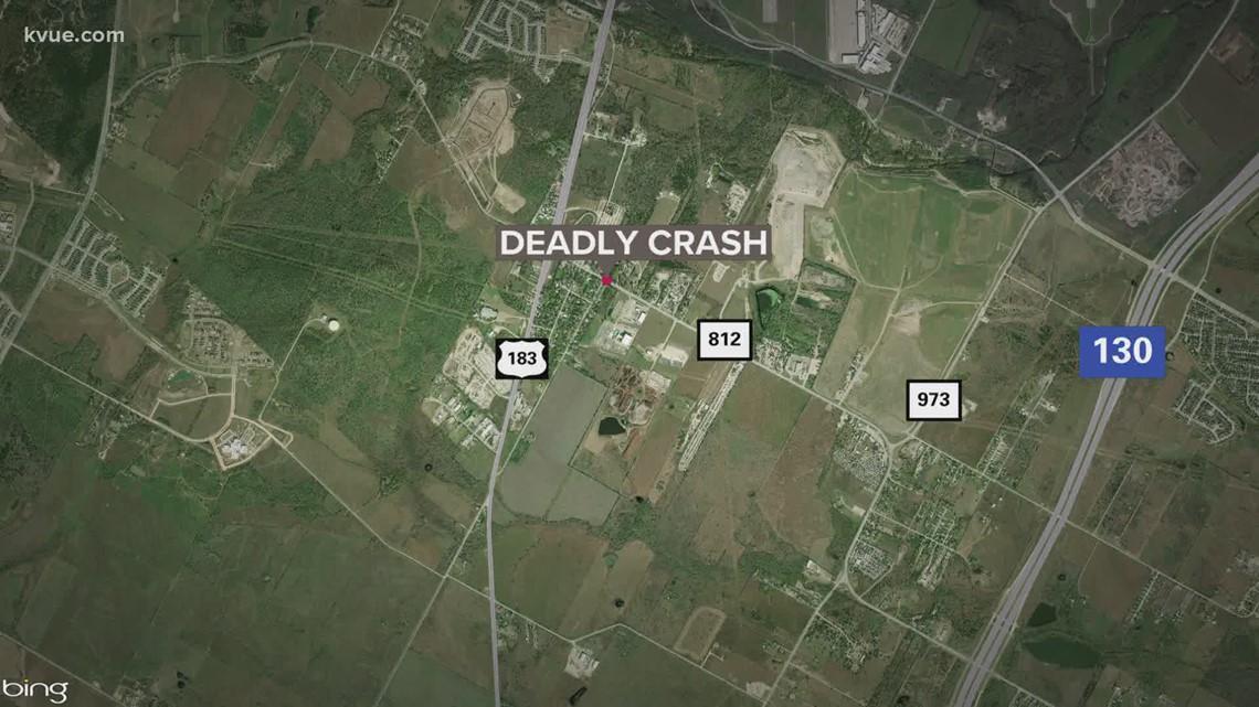 1 killed in crash in Del Valle