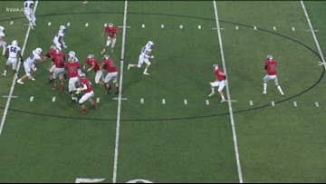 Friday Football Fever: KVUE's Big Save of the Week nominees -- Sept. 13