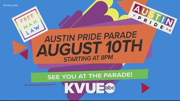 Here are the streets to avoid as thousands descend on Downtown Austin for Pride parade