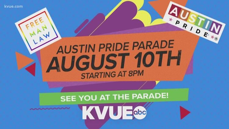 "Austin mayor proclaims August 10 ""Austin Pride Day"""