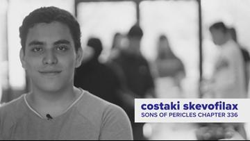 Five Who Care: Costaki Skevofilax
