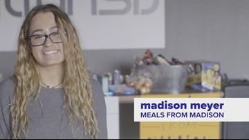 Five Who Care: Madison Meyer