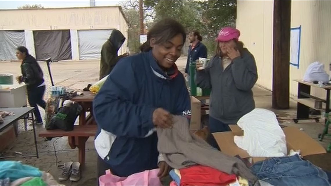 PHOTOS: New Austin nonprofit helps women in need