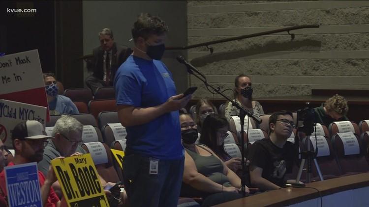 Judge grants restraining order against Round Rock ISD, blocking vote to censure 2 trustees