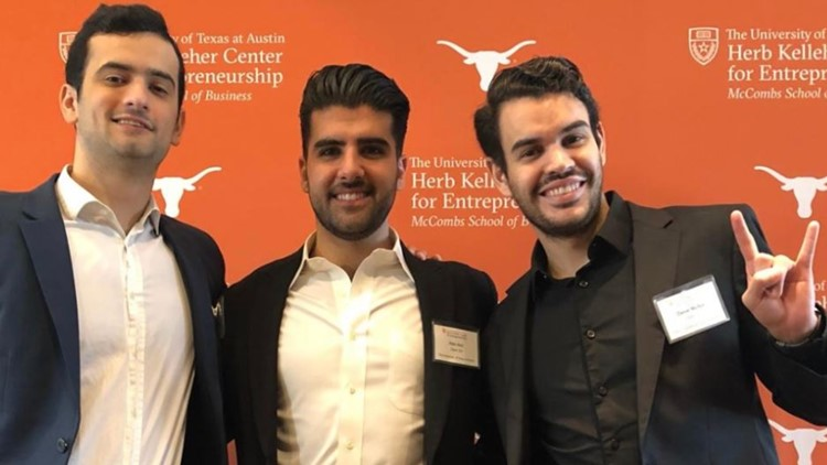 UT's 'Clean 'Em' one of 32 semi-finalists across the country in Student Startup Madness