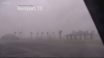 Rockport continues to build 1 year after Harvey