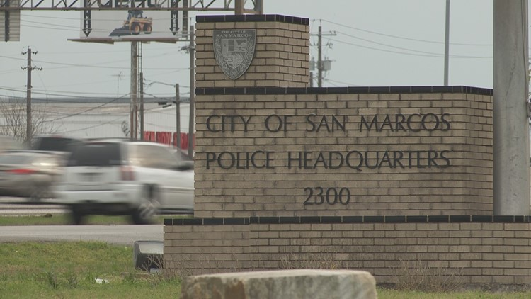 Man killed after threatening San Marcos police officers with weapon, officials say