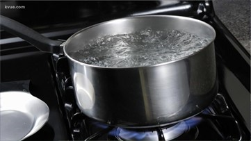 Leander High School students released early due to boil water notice