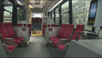 CapMetro to start service to and from state homeless camp next week