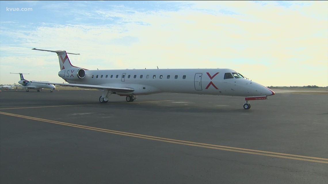 Hop-on jet service launches flights from Austin to Dallas