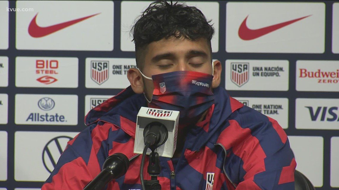 Texas native Pepi lifts USMNT over Jamaica in World Cup qualifier