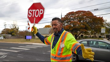 Austin's own Lonnell Shackles nominated as 'America's Favorite Crossing Guard'