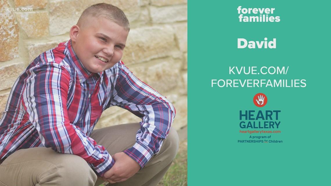 Forever Families: Meet David L.