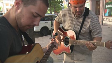Music to their ears: Changes in homeless ordinances impact busking in Austin