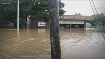 Auto shop reopens after Hurricane Harvey