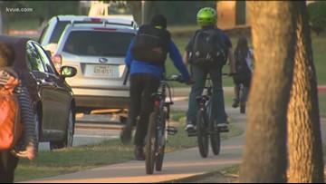 Sidewalk, crosswalk improvements happening around Austin schools
