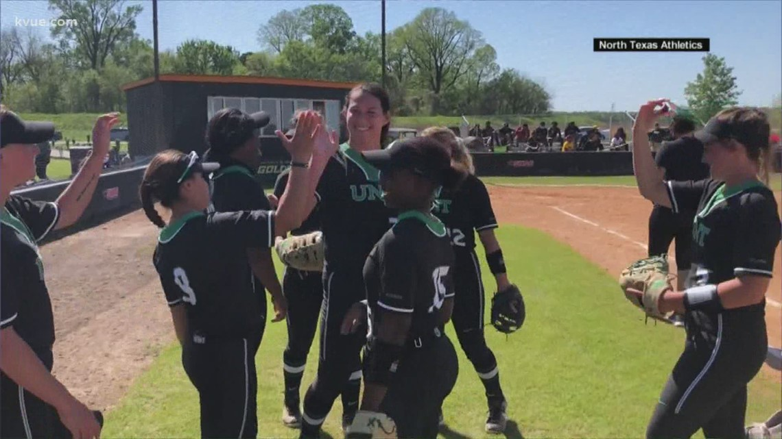 Pflugerville native Hope Trautwein makes history with perfect game