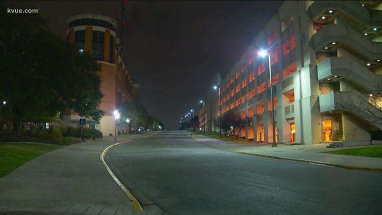 UT proposing plan to realign Red River Street