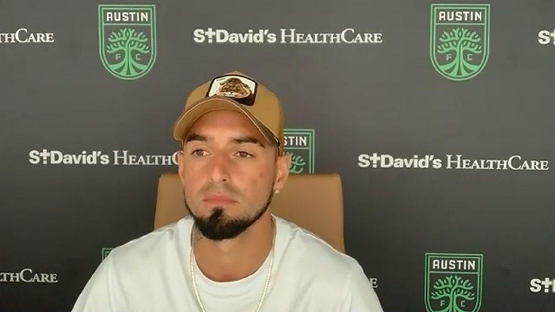 Austin FC vs. Club Tigres: Diego Fagundez preview press conference