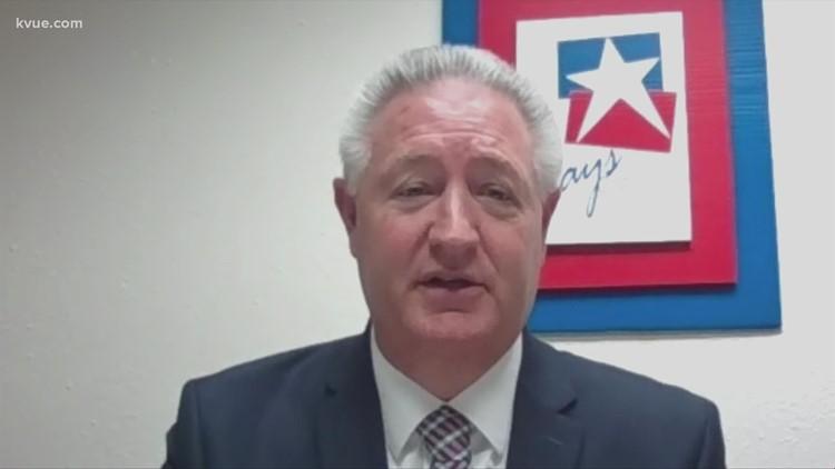 Hays CISD superintendent answers parents' COVID-19 questions