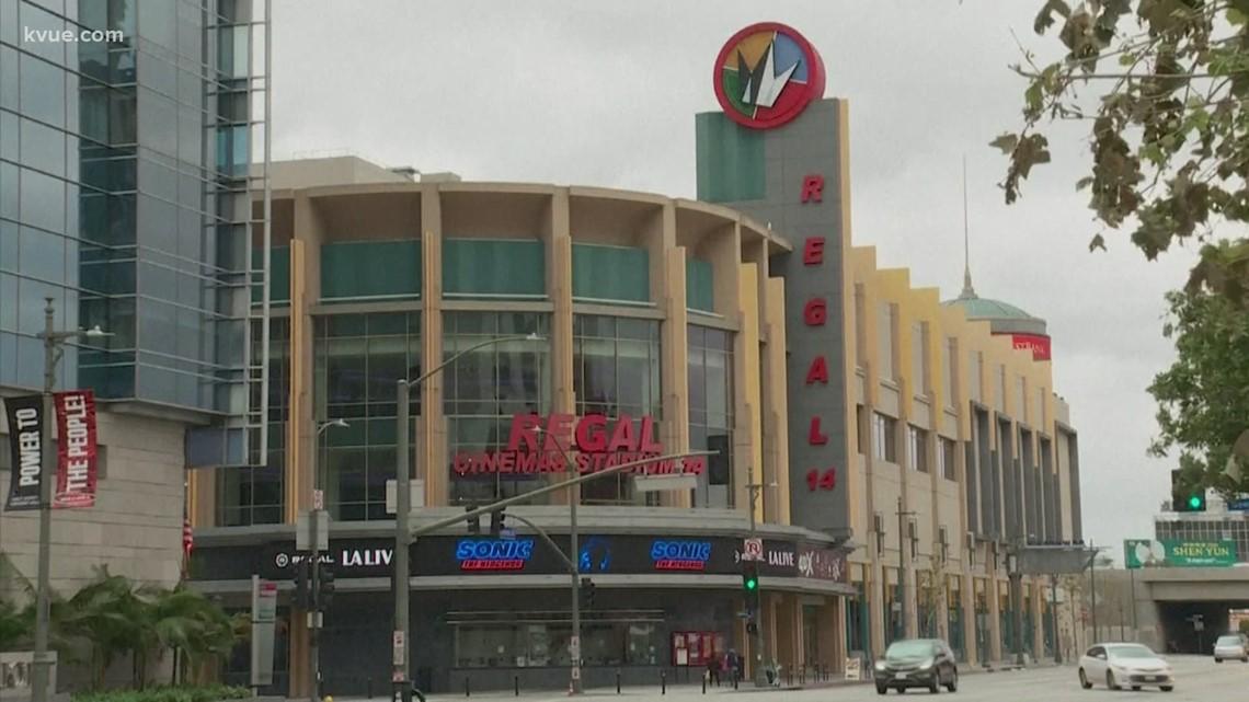 Regal Cinemas set to reopen theaters