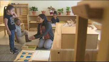 Back To School: Montessori program at Austin elementary school