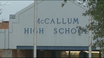 McCallum father tipped police off over son's threat