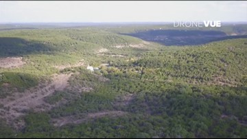 Hays County buys land allowing public access