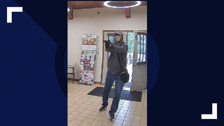 Wimberley Bank Robbery