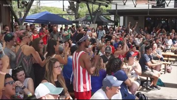 Austin was the top market for the World Cup, Nielsen says