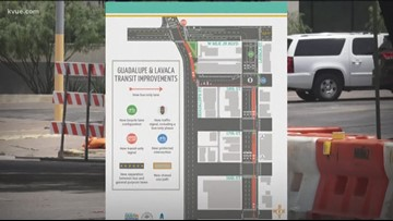 Road construction to begin in downtown Austin