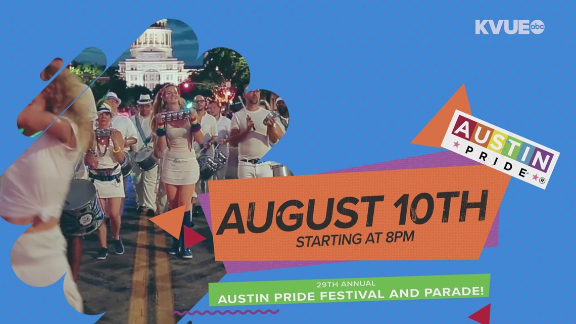 KVUE partners with Austin Pride