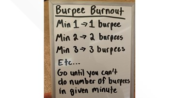 Shelter in Shape: Burpee Burnout