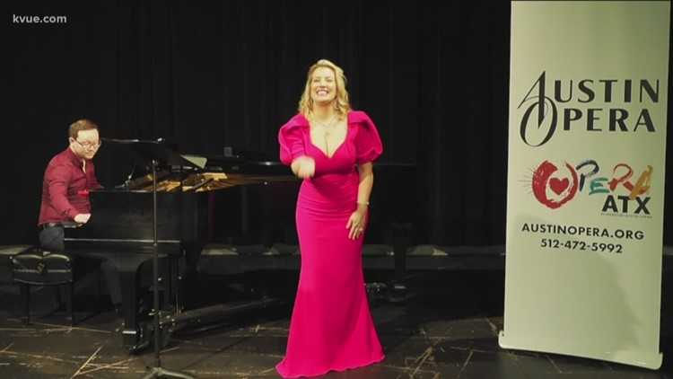 Austin's classical musicians turn to the internet to perform, thanks to Austin Opera