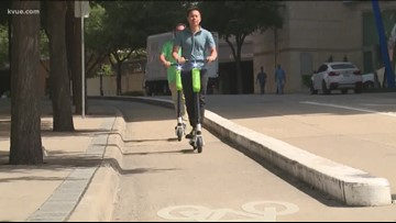New generation of Lime scooters in Austin come with upgraded safety features, company says