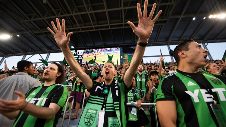 'Verde Store on Congress' | Austin FC opens downtown retail store