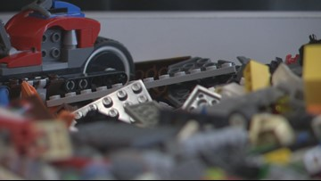 Adults may see mental health benefits from playing with LEGOs