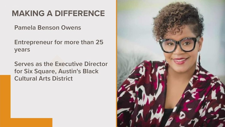 Black History Month: Pamela Benson Owens