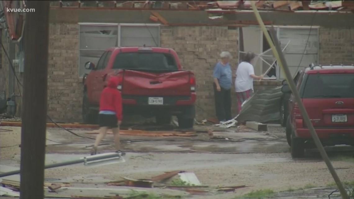 Heb Gas Prices >> Possible tornado damage near Abilene | kvue.com